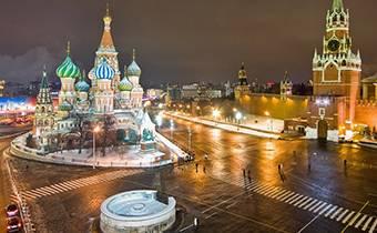 Обзорная экскурсия для школьников по Москве