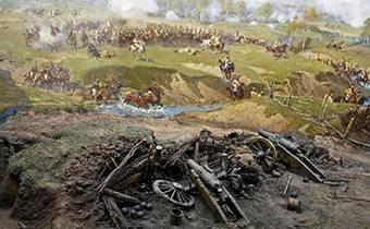 Экскурсии для школьников в музей-панораму Бородинская битва