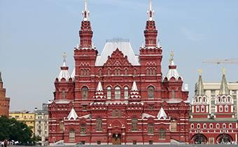 Экскурсии для школьников в Государственный исторический музей