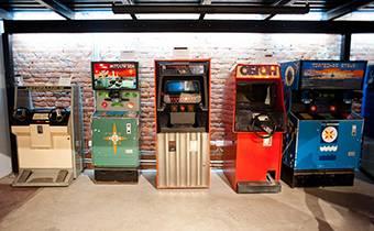 Экскурсия для школьников в Музей советских игровых автоматов