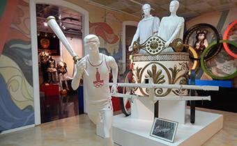 Экскурсии для школьников в Государственный музей спорта