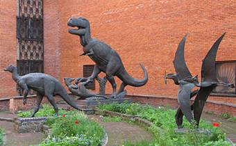 Экскурсии для школьников в Палеонтологический музей