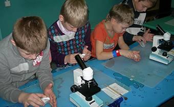 Экскурсии для школьников в Эврику Парк
