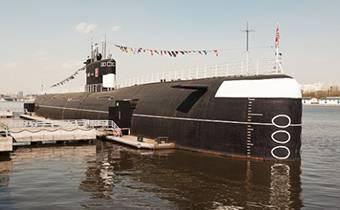 Экскурсии для школьников в музей Подводная лодка