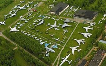 Экскурсии для школьников по Музею Военно-воздушных сил