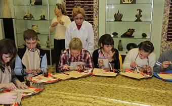 Экскурсия для школьников в музей шоколада и какао