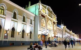 Никольская – колыбель науки и центр торговли экскурсия для школьников по одной из старейших улиц Москвы