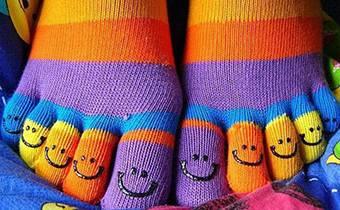 Экскурсия для школьников на текстильную фабрику носок
