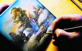 школьные экскурсии на фабрику миниатюрной живописи