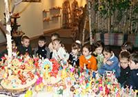 Масленица в Музее народной игрушки «Забавушка»