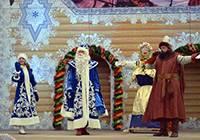 Масленица для школьников в Усадьбе Деда Мороза в Кузьминках