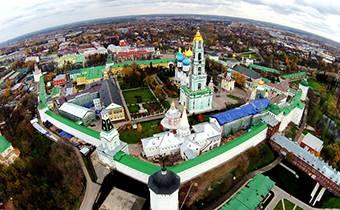 школьные экскурсии в Сергиеву Лавру