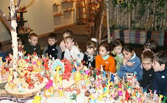 Масленица для детей в Музее народной игрушки «Забавушка»