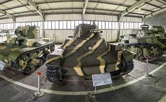 Экскурсии для школьников в музей бронетанковой техники и вооружения в Кубинке