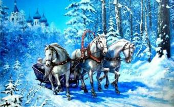 Колокольчик для Деда Мороза