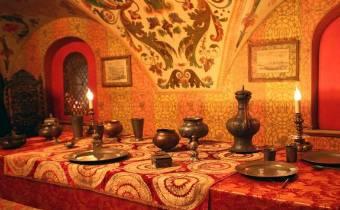 Волшебный мир музея