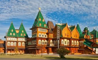 Сказки и были Коломенского дворца