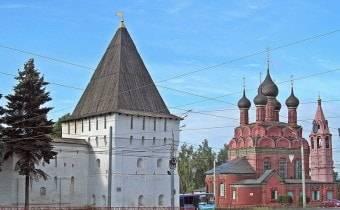 Тур в Ярославль