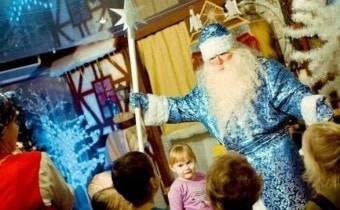 Новый год в Сказкином доме