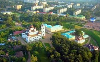 Тур в Дмитров