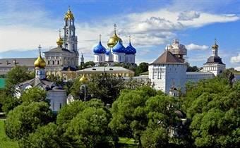 Тур Сергиев Посад-Богородское