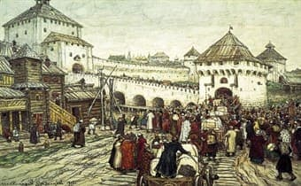 Загадки старинной Москвы