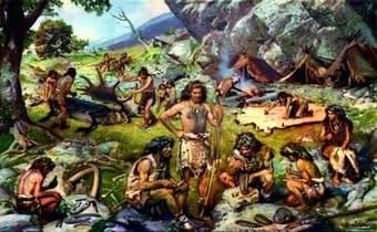 жизнь людей в каменном веке