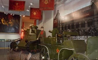 с русским воином через века