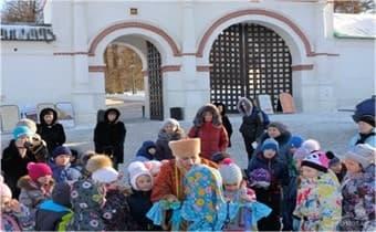Весёлая Масленица в Коломенском